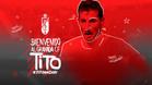Tito, nuevo jugador del Granada