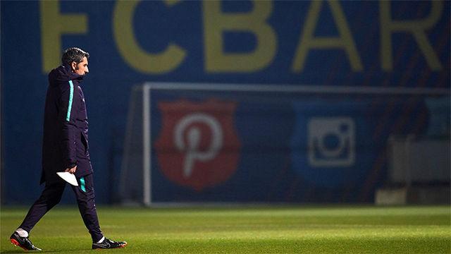 Valverde no se fía del Levante
