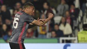 Vinicius había perdido protagonismo en el Benfica