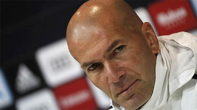 Zidane vacila: Nosotros tenemos 33 Ligas, ¿el Barça cuántas?