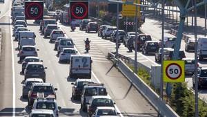 zentauroepp30233903 barcelona 29 06 2015 distritos atasco trafico que se produce171129113122