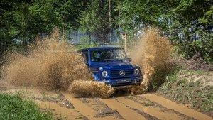 Mercedes-Benz Clase G.