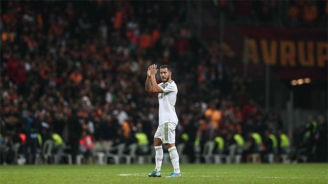 """""""Hazard es el jugador más vago con el que he trabajado"""""""