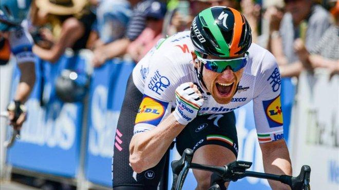 El irlandés Bennett es el primer líder de la ronda australiana