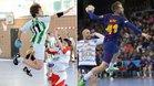 Aleix Gómez, con el OAR Gràcia Sabadell y con el Barça Lassa en la actualidad