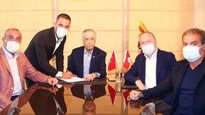 Arda Turan vuelve al club en el que se formó, el Galatasaray