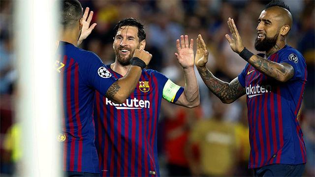 Así han narrado las radios el tercer gol de Messi