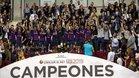 El Barça ganó la pasada final de la Copa del Rey en Ciudad Real