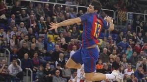 Barça y Logroño vuelven a verse las caras en el Palau