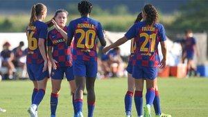 El Barça recibe al Olympique de Marsella en pretemporada