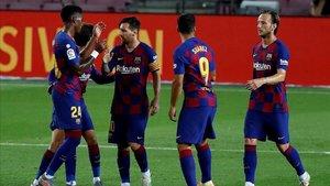 El Barça sigue liderando los rankings de equipos con mayor posesión
