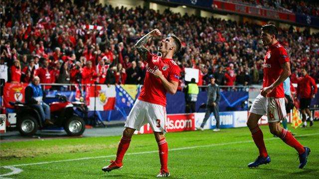 El Benfica se clasifica para la Europa League sobre la bozina