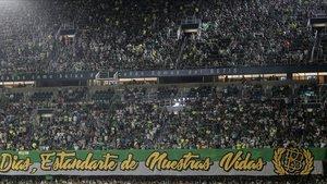 El Benito Villamarín puede acoger la sede de la final de Copa 2019