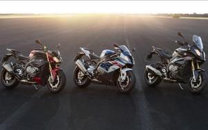 BMW S 1000 R, S 1000 RR y S 1000 XR