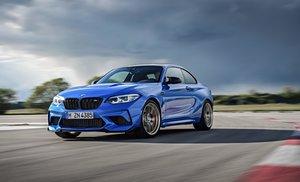 BMW M2 CS: en el límite de la realidad