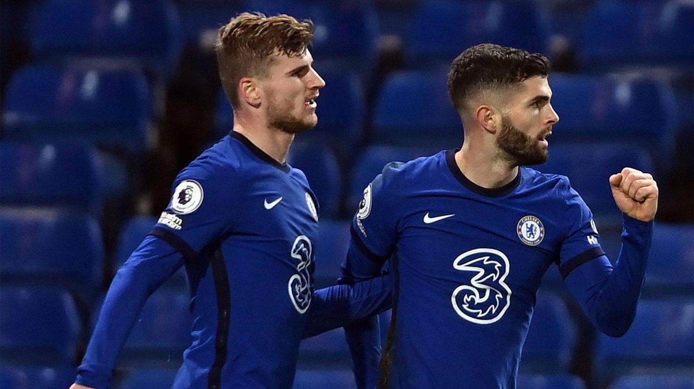 El Chelsea golea al Leeds