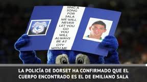Confirman que el cuerpo hallado es el de Emiliano Sala
