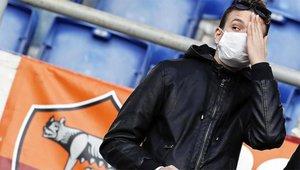 El coronavirus está afectando a Italia y a su fútbol