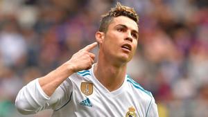 Cristiano Ronaldo sigue demostrando su chulería con sus declaraciones fuera de tono