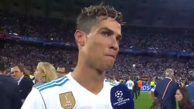 Cristiano: Ha sido muy bonito jugar en el Madrid, diré algo en los próximos días