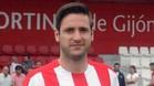 El croata Duje Cop fue presentado como nuevo jugador del Sporting