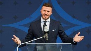David Beckham se hizo cargo del Inter de Miami hace unos años