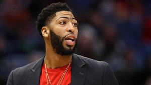 Davis, el objeto de deseo de Lakers, Celtics y Knicks