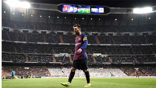 La era Messi altera el orden del Clásico