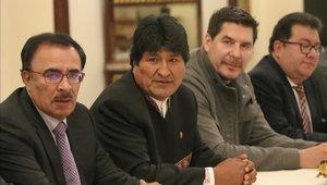 Evo Morales presentará candidatura para ser subsede del Mundial 2030