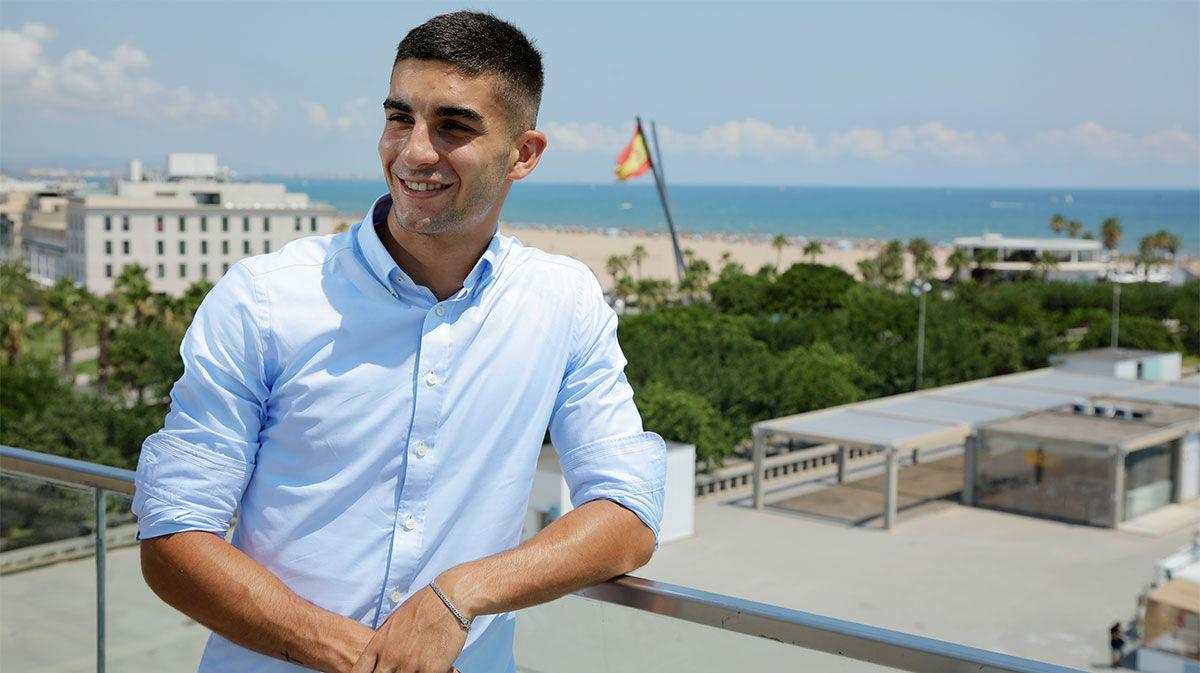 Ferran Torres: Trabajo para ser el mejor
