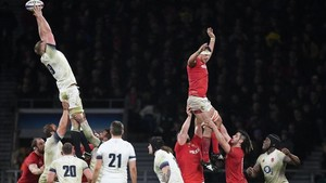 Gales no pudo doblegar a los campeones ingleses
