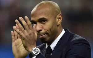 Henry, segundo asistente de la selección belga