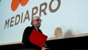 Jaume Roures, la cabeza visible del grupo Mediapro