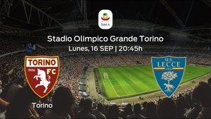 Jornada 3 de la Serie A: previa del duelo Torino - US Lecce