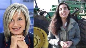 Julia Otero y Rocio Monasterio montan revuelo en Twitter