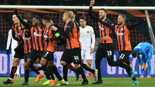 LACHAMPIONS | Shakhtar - Roma (2-1)