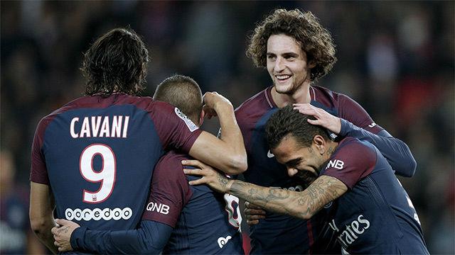 LALIGA FRANCIA | PSG - Niza (3-0)