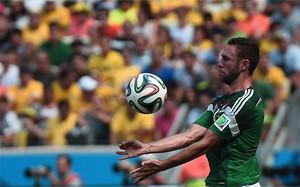 Layún disputó los cuatro partidos de su selección en el pasado Mundial