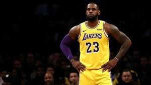 LeBron James es el jugador más votado por los aficionados