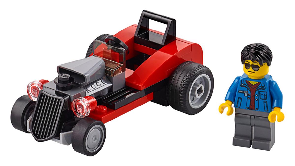 Lego apuesta por los automóviles