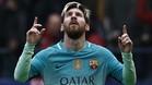 Leo Messi está en su esplendor futbolístico a sus 29 años