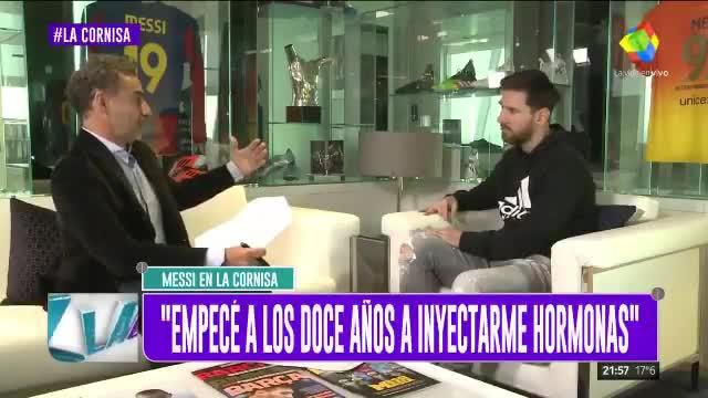Leo Messi habló sobre su familia en sus inicios en Barcelona