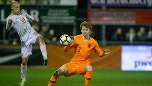 El Liverpool ha ganado la puja por Van den Berg
