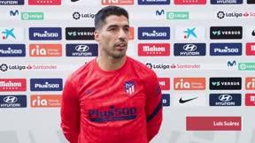 Luis Suárez: Tengo sensación de felicidad y de estar contento
