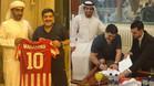 Maradona tomará las riendas del Fujairah