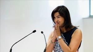 María José Rienda, Secretaria de Estado para el Deporte y presidenta del CSD