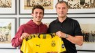 Mate ya es futbolista del Borussa Dortmund