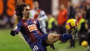 Mendilibar podría dar descanso a Cucurella en la cita copera frente al Sporting