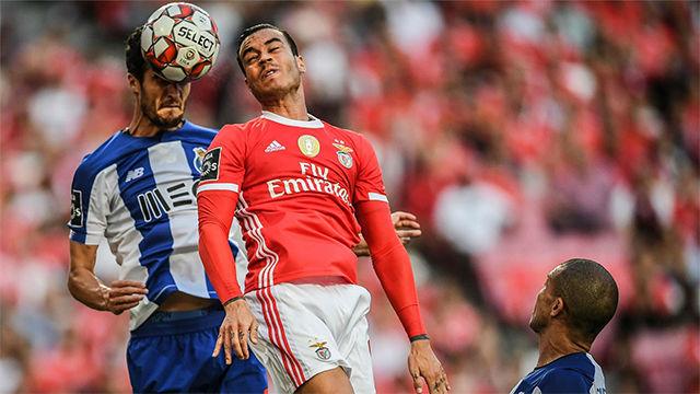 El mensaje de despedida de Raúl de Tomás al Benfica