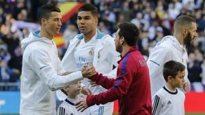 Messi y Cristiano no coincidirán finalmente en el Bernabéu